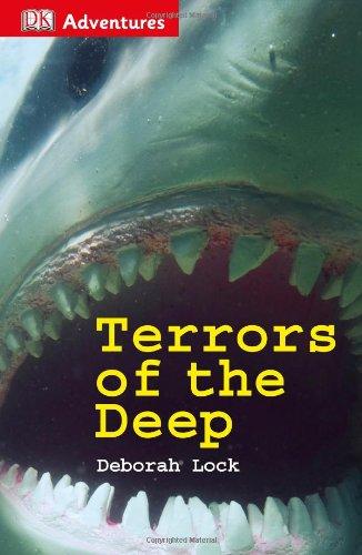 9781465417220: DK Adventures: Terrors of the Deep