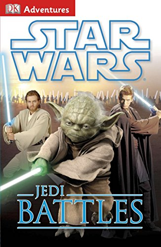 9781465417244: Star Wars: Jedi Battles (Dk Adventures)