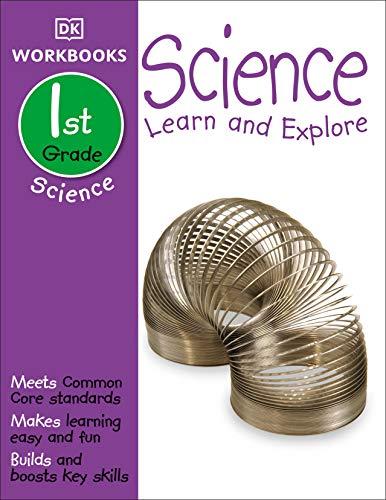 9781465417282: DK Workbooks: Science, First Grade