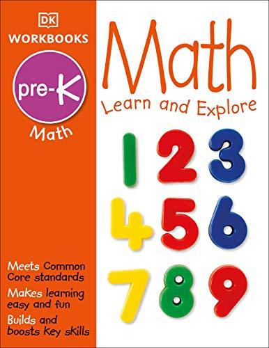 9781465417312: DK Workbooks: Math, Pre-K