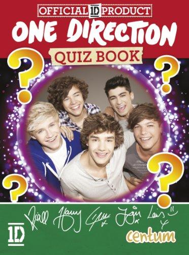 One Direction Quiz Book: DK Publishing