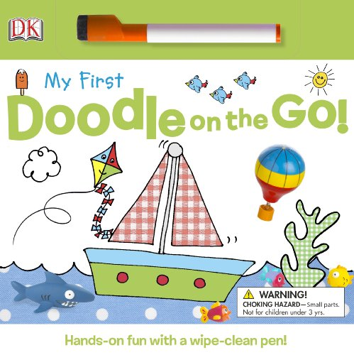 9781465417626: My First Doodle on the Go (My 1st Board Books)