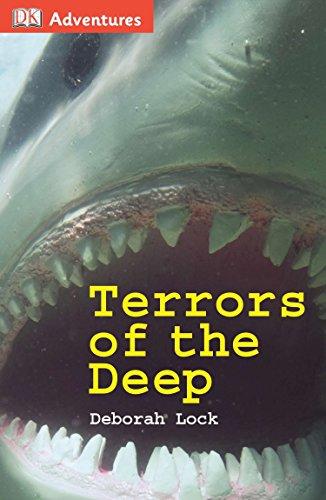 9781465418128: DK Adventures: Terrors of the Deep