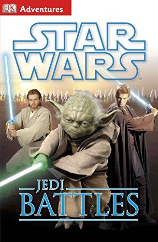 9781465418135: Star Wars: Jedi Battles (Dk Adventures)