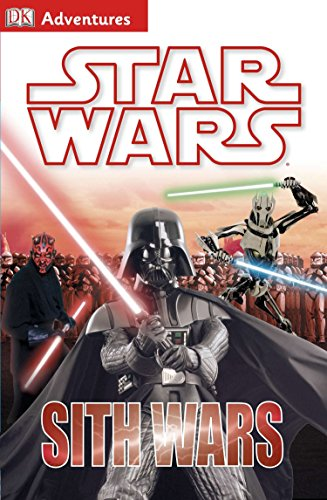 9781465418142: Star Wars: Sith Wars (Dk Adventures)