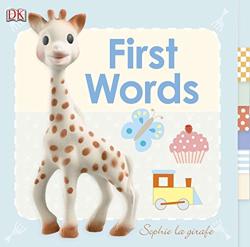 9781465418326: Baby Sophie la girafe: First Words