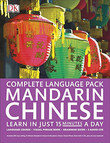 Complete Mandarin Chinese Pack (Complete Language Pack): Cheng, Ma; DK Publishing