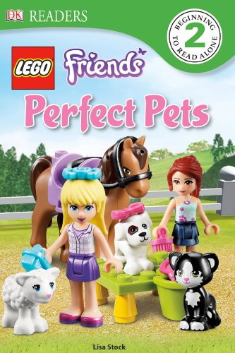 9781465419835: DK Readers L2: LEGO Friends Perfect Pets