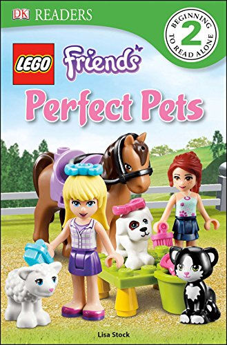9781465419842: DK Readers L2: LEGO Friends Perfect Pets