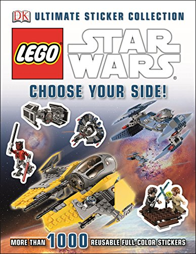 9781465419859: Ultimate Sticker Collection: Lego Star Wars: Choose Your Side!