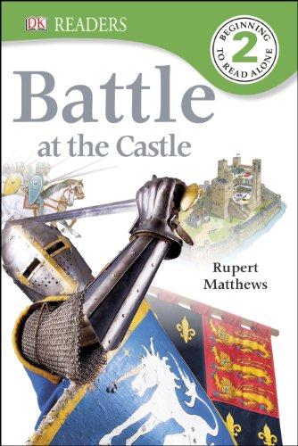 9781465420046: DK Readers L2: Battle at the Castle