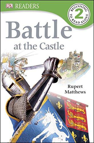 9781465420053: DK Readers L2: Battle at the Castle