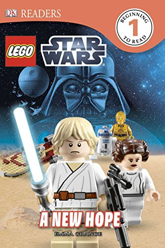 9781465420268: DK Readers L1: Lego Star Wars: A New Hope (DK Readers: Lego Star Wars, Beginning to Read, Level 1)