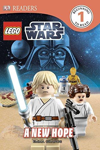 9781465420268: DK Readers L1: LEGO Star Wars: A New Hope