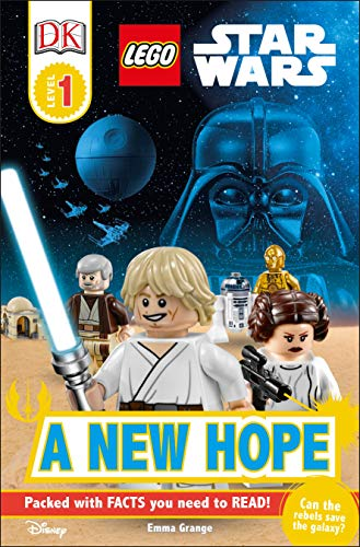 9781465420275: DK Readers L1: Lego Star Wars: A New Hope (DK Readers: Lego Star Wars, Beginning to Read, Level 1)
