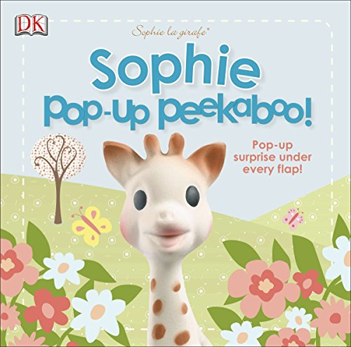 Sophie la girafe: Pop-Up Peekaboo Sophie!: DK