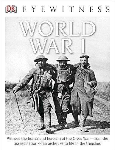 DK Eyewitness Books: World War I: Adams, Simon