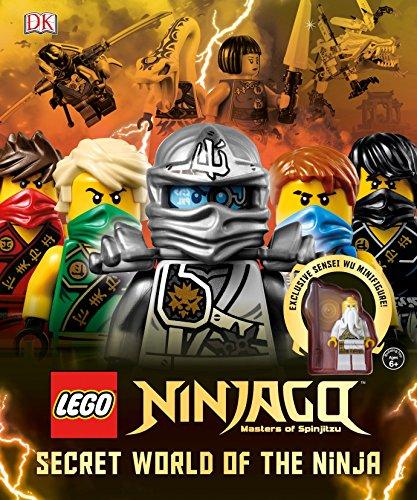 9781465420787: LEGO NINJAGO: Secret World of the Ninja