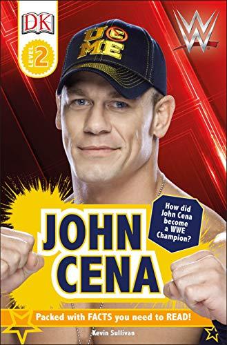 9781465420886: DK Reader Level 2: WWE John Cena Second Edition