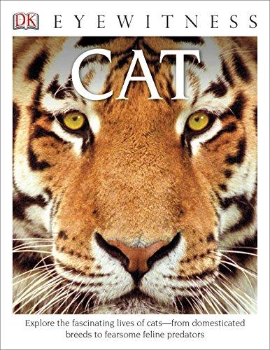9781465420923: DK Eyewitness Books: Cat