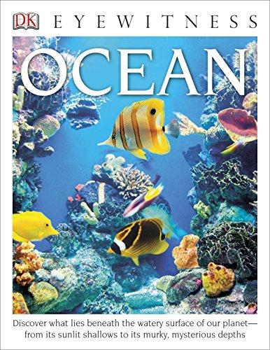 DK Eyewitness Books: Ocean (Library Binding): Miranda MacQuitty