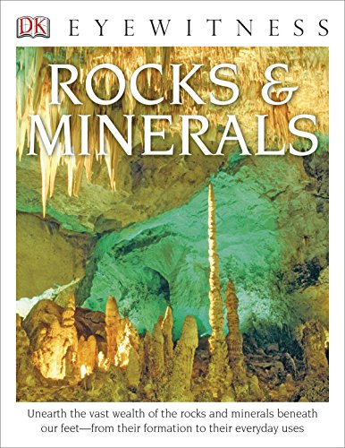 DK Eyewitness Books: Rocks & Minerals: Symes, R. F.