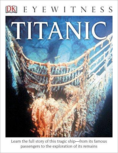 9781465420992: DK Eyewitness Books: Titanic