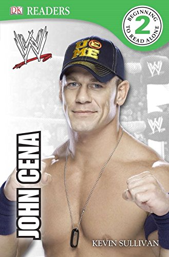 9781465421067: DK Reader Level 2: WWE John Cena Second Edition