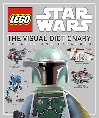 9781465421364: LEGO Star Wars: The Visual Dictionary: Updated and Expanded (Library Edition)
