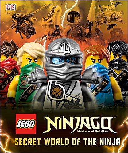 9781465421371: Lego Ninjago: Secret World of the Ninja