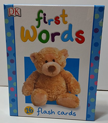 9781465421463: First Words 26 Flash Cards