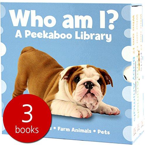 Who Am I A Peekaboo Library: DK