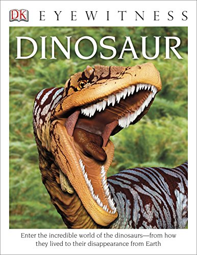 DK Eyewitness Books: Dinosaur: Lambert, David