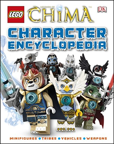 9781465422910: LEGO Legends of Chima: Character Encyclopedia (Library Edition)