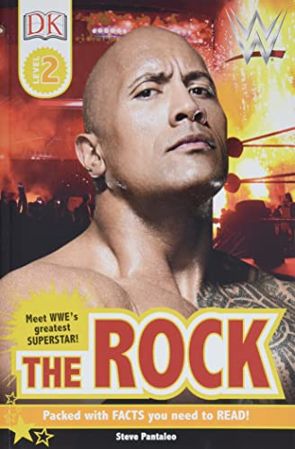 9781465422958: The Rock (DK Readers: Level 2)