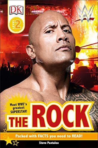9781465422958: DK Reader Level 2: WWE The Rock (WWE: DK Readers, Level 2)