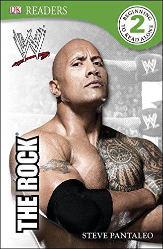 9781465422965: DK Reader Level 2: WWE The Rock (DK Readers)
