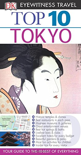 9781465423238: Dk Eyewitness Top 10 Tokyo (Dk Eyewitness Top 10 Travel Guides)