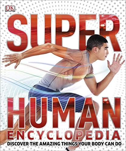 Super Human Encyclopedia (Super Encyclopedias)