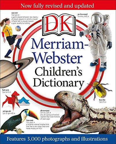 9781465424464: Merriam-Webster Children's Dictionary
