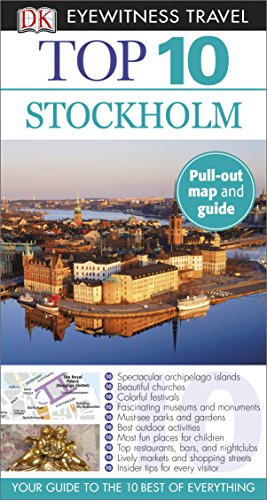 9781465425645: Top 10 Stockholm (Dk Eyewitness Travel Top 10 Stockholm)