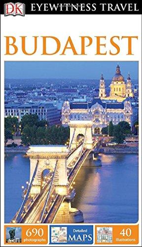 Eyewitness Travel Guide: Eyewitness Travel Guide - Budapest