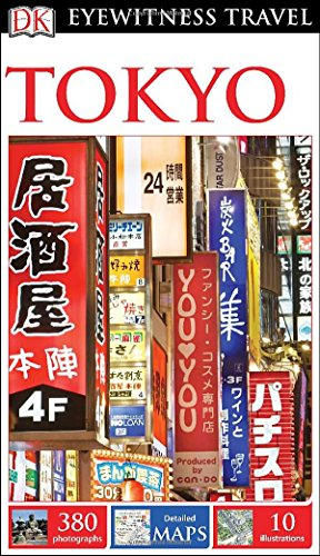 9781465425720: DK Eyewitness Travel Guide: Tokyo