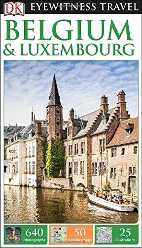 9781465426130: DK Eyewitness Travel Guide: Belgium & Luxembourg
