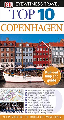 9781465426475: Top 10 Copenhagen (DK Eyewitness Top 10 Travel Guides)