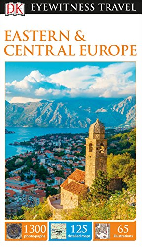 9781465427045: Eastern and Central Europe (DK Eyewitness Travel) [Idioma Inglés]