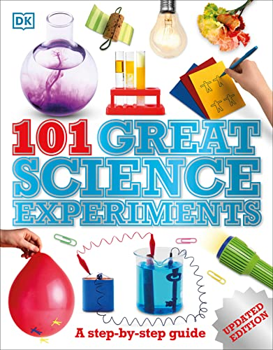 9781465428264: 101 Great Science Experiments