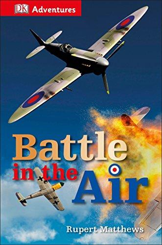 DK Adventures: Battle in the Air: Matthews, Rupert