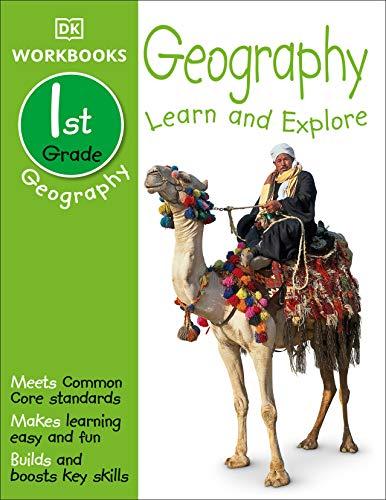 9781465428479: DK Workbooks: Geography, First Grade