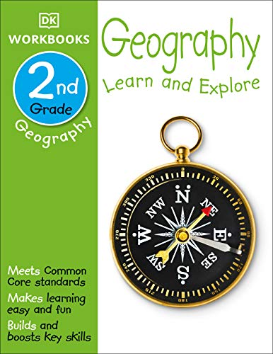 9781465428486: DK Workbooks: Geography, Second Grade: Learn and Explore